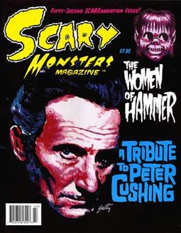 Scary Monsters Magazine #52