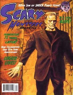 Scary Monsters Magazine #60