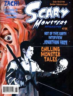 Scary Monsters Magazine #61