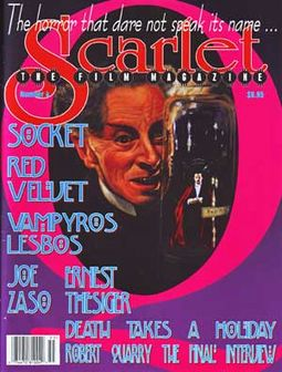 Scarlet - The Film Magazine, Issue #4
