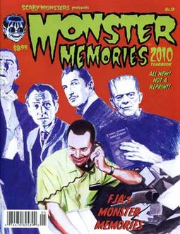 Monster Memories #18 (2010 Scary Monsters
