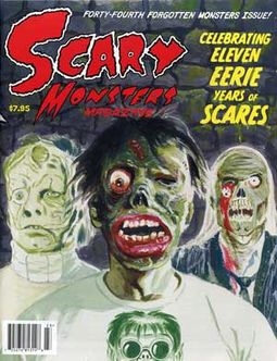 Scary Monsters Magazine #44