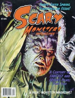 Scary Monsters Magazine #46