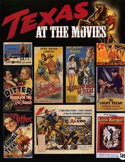 Movie Posters - Texas at the Movies