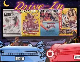 Movie Posters - Drive-In Movie Posters