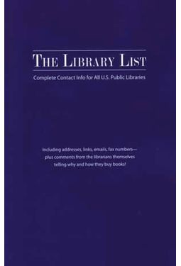 The Library List: Complete Contact Info for All
