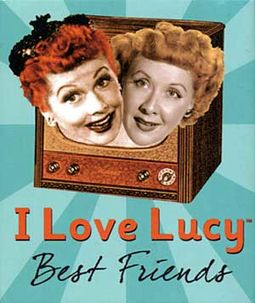I Love Lucy: Best Friends (Miniature Book)