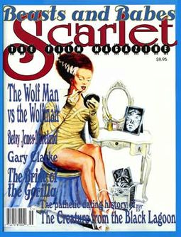 Scarlet - The Film Magazine, Issue #5