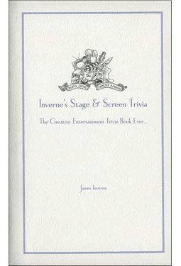 Inverne's Stage and Screen Trivia