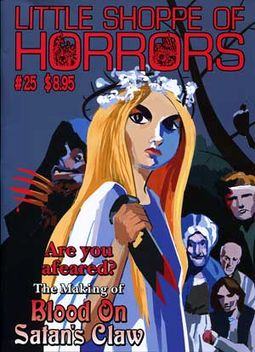 Little Shoppe of Horrors, Issue #25