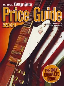 Guitars - The Official Vintage Guitar Magazine