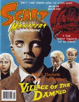 Scary Monsters Magazine #33