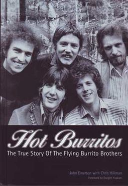 The Flying Burrito Brothers - Hot Burritos: The
