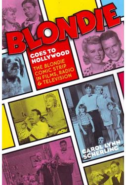 Blondie Goes to Hollywood: The Blondie Comic