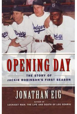 Jackie Robinson: Opening Day - The Story of