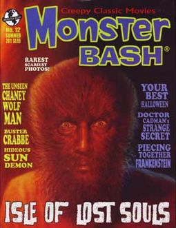 Monster Bash Magazine #12