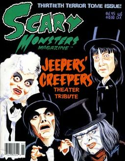 Scary Monsters Magazine #30