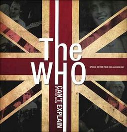 The Who - Can't Explain (4-DVD + Book)