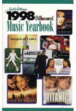 Billboard's Music Yearbook: 1998