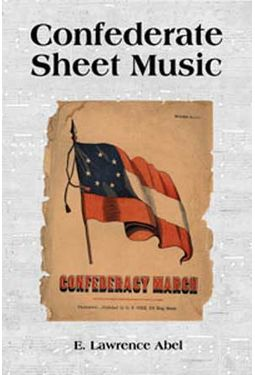 Confederate Sheet Music