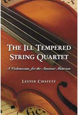 Ill Tempered String Quartet - A Vademecum For The