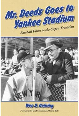 Mr. Deeds Goes To Yankee Stadium - Baseball Films
