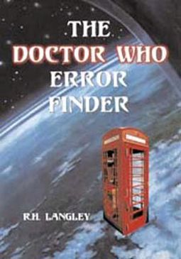 Doctor Who - Error Finder: Plot, Continuity And