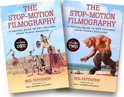 Stop - Motion Filmography - A Critical Guide To