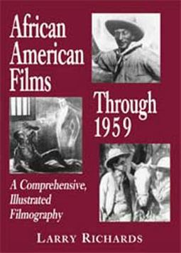 African American Films Through 1959 - A