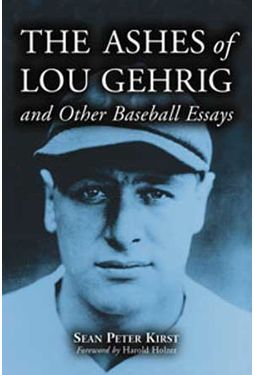 Baseball - The Ashes of Lou Gehrig And Other