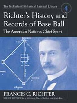 Baseball - Richter's History And Records of Base