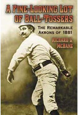 Baseball - A Fine-Looking Lot of Ball-Tossers: