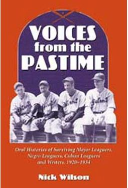 Baseball - Voices From The Pastime: Oral