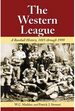 Baseball - The Western League: A Baseball