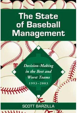 Baseball - The State of Baseball Management: