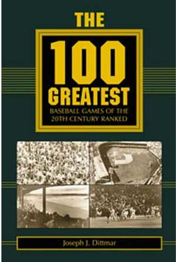 Baseball - 100 Greatest Baseball Games of The
