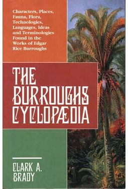 Edgar Rice Burroughs - The Burroughs Cyclopaedia