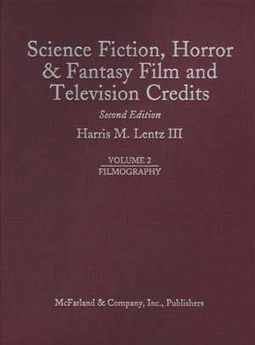Science Fiction, Horror & Fantasy Film and