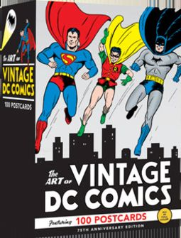 DC Comics - The Art of Vintage DC Comics: 100