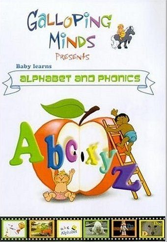 Galloping Minds - Baby Learns Alphabet and Phonics
