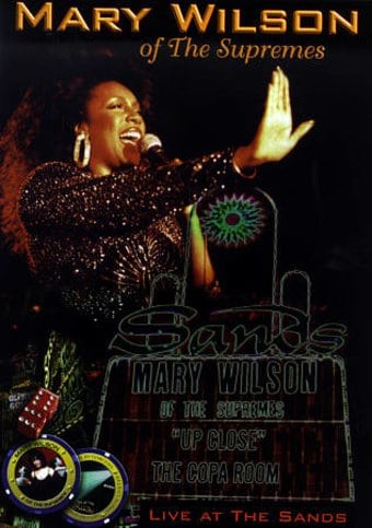 Mary Wilson - Up Close: The Copa Room