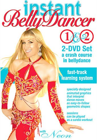 Instant Belly Dancer - A Crash Course in