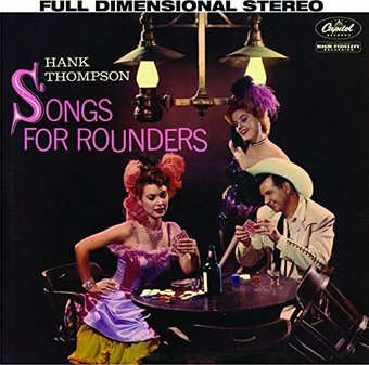 Songs For Rounders (160GV + Color Insert)
