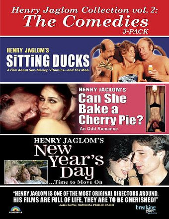 Henry Jaglom Collection, Volume 2: The Comedies