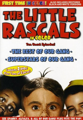 The Little Rascals - The Best of Our Gang /