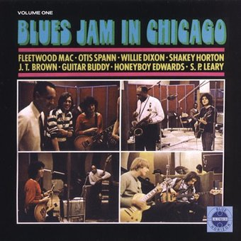 Blues Jam in Chicago, Volume 1 [Bonus Tracks]