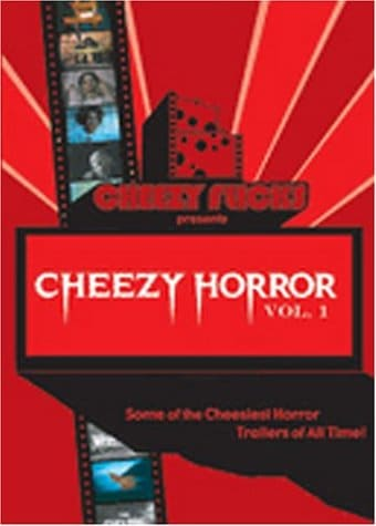 Cheezy Horror Trailers, Volume 1