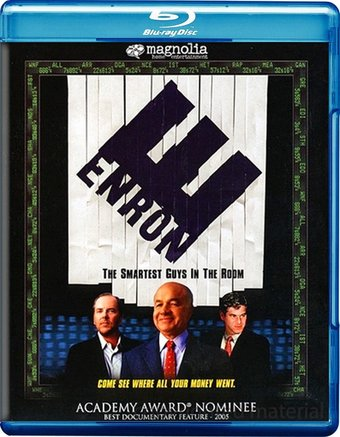 Enron: The Smartest Guys in the Room (Blu-ray)