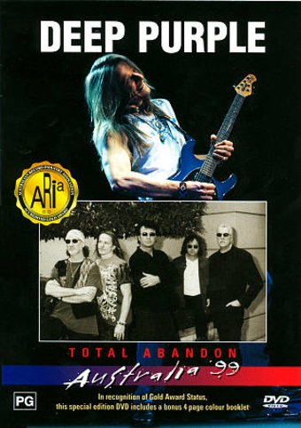 Deep Purple - Total Abandon: Australia '99