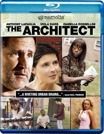 The Architect (Blu-ray)